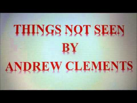 Things Not Seen Day 1 YouTube