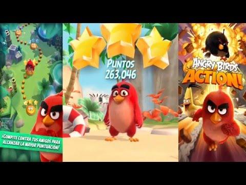 Angry Birds Action! LA PELICULA GRATIS ANDROID Y IOS