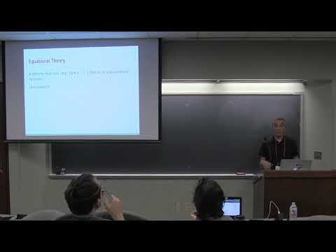 Vlad Patryshev - A Gentle Introduction to Modern Model Theory -  λC 2018