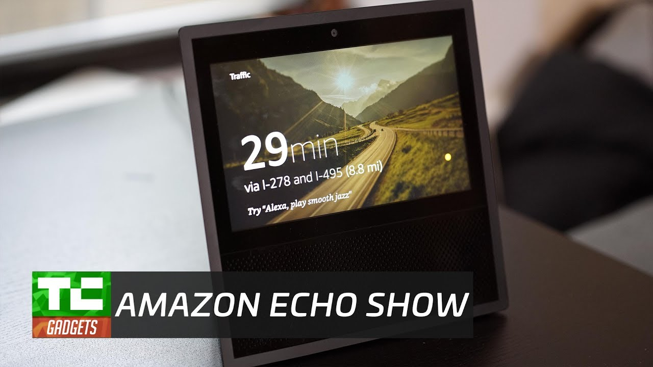 How to set up the Amazon Echo Show