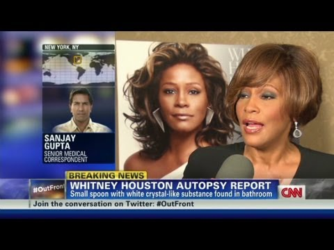Autopsy: Whitney Houston found face down in tub