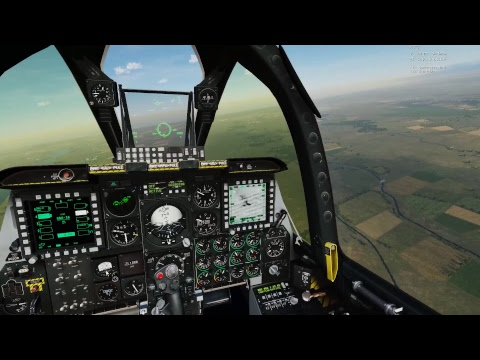 DCS 2.5 A-10C Bombing Run
