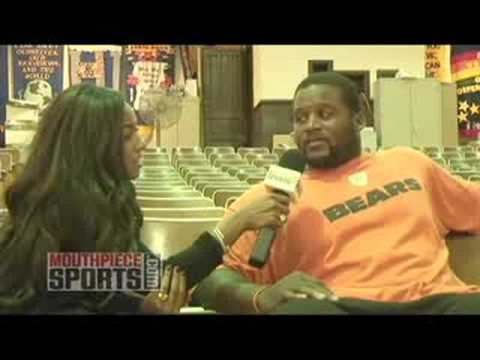 Chicago Bear Anthony Adams on Facing Brian Griese and the Buccaneers