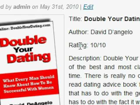 Double your dating david d angelo