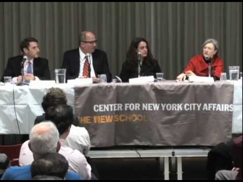 Reviving New York City's Economy with Infrastructure | The New School