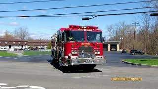 Valley Cottage FD 22-3 + 22-1500 Responding
