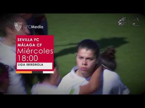 Promo Sevilla FC - Málaga CF (J. 23 Liga Iberdrola)