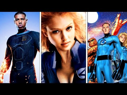 10 Things You Didn't Know About the Fantastic Four!