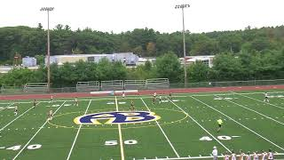 Acton Boxborough Varsity Field Hockey vs Westford 9/14/17