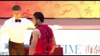15th World Wushu Championships – Sanda – Day 2 – Evening Session – W58, W52, W70, W75, M48, M52, M65