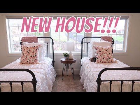 NEW HOUSE SNEAK PEEK | MOVING VLOG | THE LEROYS Mp3