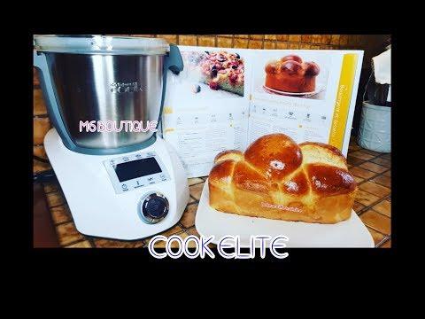 brioche-à-la-crème-fraiche-avec-le-compact-cook-elite-m6-boutique