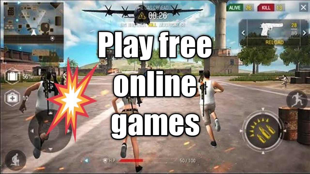 Free Online Game How To Play Free Online Games In Pc Laptop Youtube