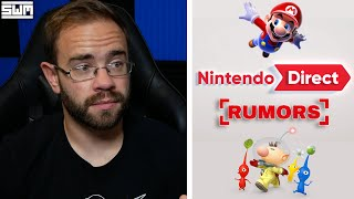 The Nintendo Direct July Rumors Are Getting Interesting...