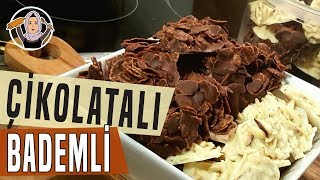 Çikolatalı Bademli İkramlıklar | Hatice Mazı ile Yemek Tarifleri