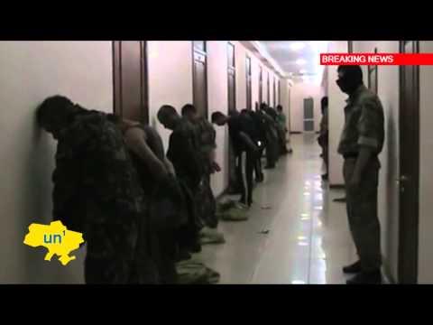 Russian Cossacks Arrested in Luhansk: Ukrainian security forces detain Kremlin-backed insurgents