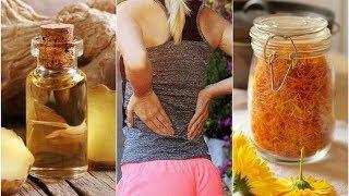 좌골 통증을 가라앉히는 5가지 자연 요법 | Anna …
