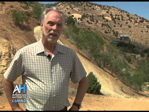 C-SPAN Cities Tour - Carson City: Nevada Mining and the Comstock Lode