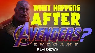 HOW MCU WILL CHANGE AFTER AVENGERS: ENDGAME