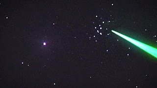 Strange UFO Events! UFOs from Outer Space filmed in the Night Sky, July 2016