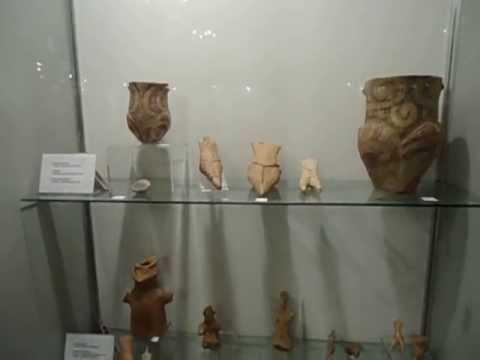 Cucuteni in Bucharest. Expozitie la Palatul Sutu - Muzeul Municipiului Bucuresti