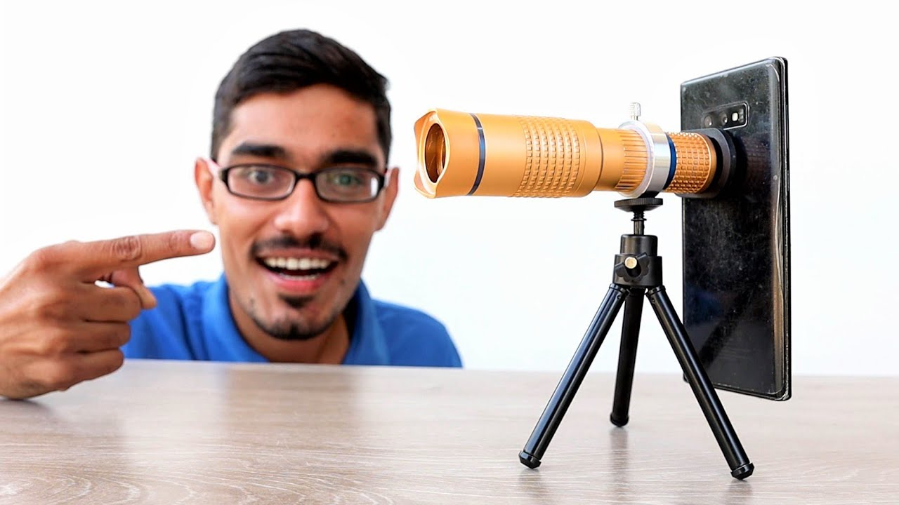 Mobile Telescope Unboxing- 26X Zoom | मोबाइल बन गया दूरबीन |