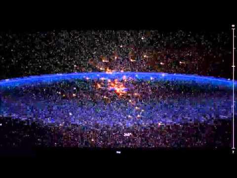 Earth location in Milky-Way Galaxy | Zoom