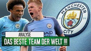 Manchester City: Die Saison der Rekorde! |Analyse