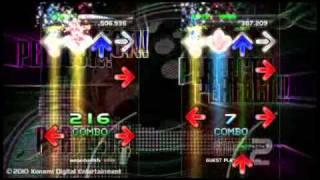 Dance Dance Revolution PS3 Afronova Expert AA