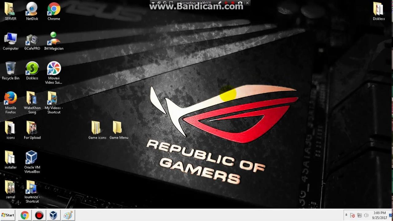 Game menu launcher download