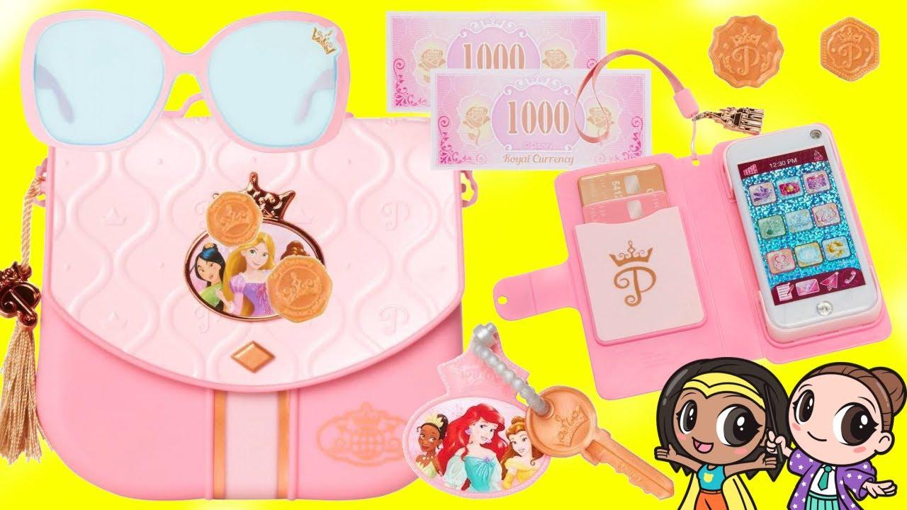 Download Disney Princess Style Collection World Traveler Purse Set + Wristlet Unboxing