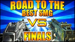 """GRAND FINALS! - MP7 (MW3) vs UMP45 (MW2) - """"Road to the Best SMG"""" Tournament (CALL OF DUTY)"""