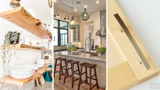 10 Cheap and Easy Small Kitchen Makeovers