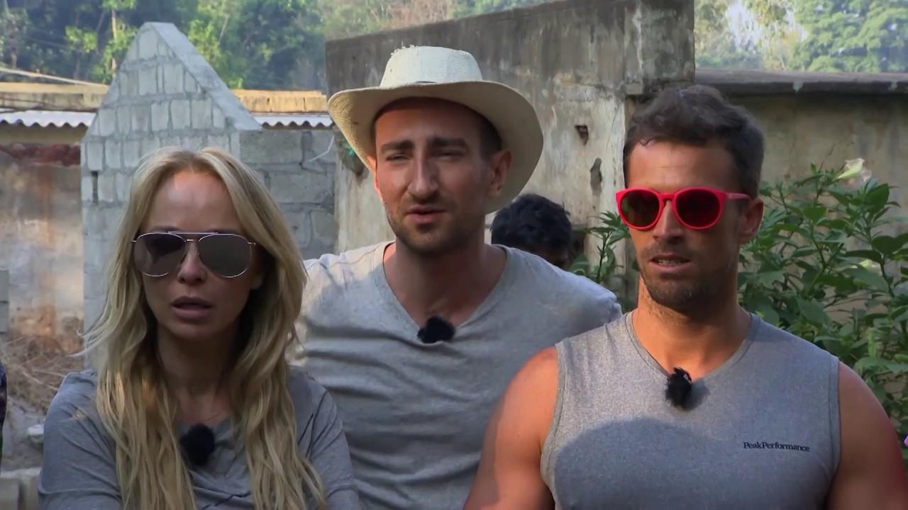 Michał i Marta wycięli uczestnikom niezły numer [Azja Express]