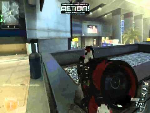 thio sniping cod bo2 #test