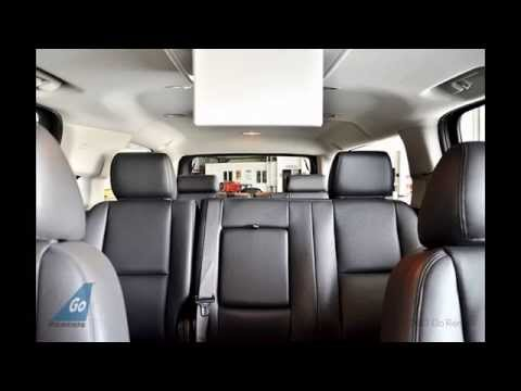 2015 Chevrolet Suburban LTZ Interior   YouTube