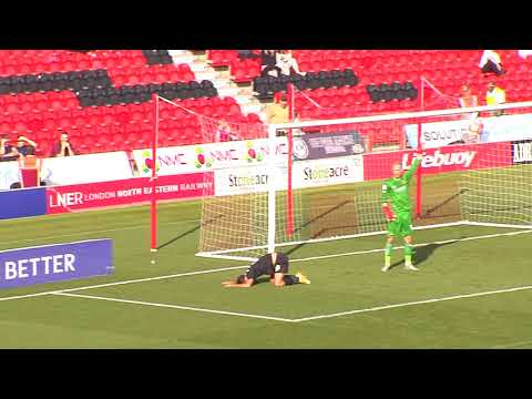 Doncaster Morecambe Goals And Highlights