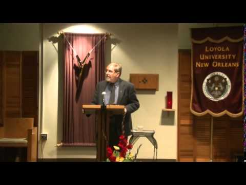 """""""Resurrection as New Dimension""""  Father, Ed Vacek, S.J. part 2"""
