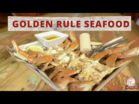 Golden Rule Seafood Market And Restaurant | Check, Please! South Florida