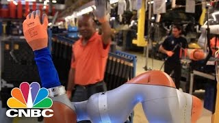 Meet Ford's 'Cobots', Robots Improving The Assembly Line | CNBC