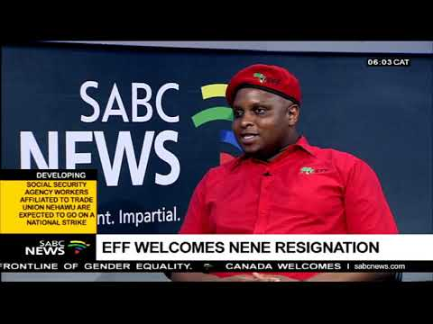 EFF welcomes Nene resignation