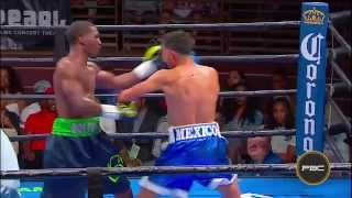Molina vs Dolton HIGHLIGHTS: Sept. 29, 2015 - PBC on FS1