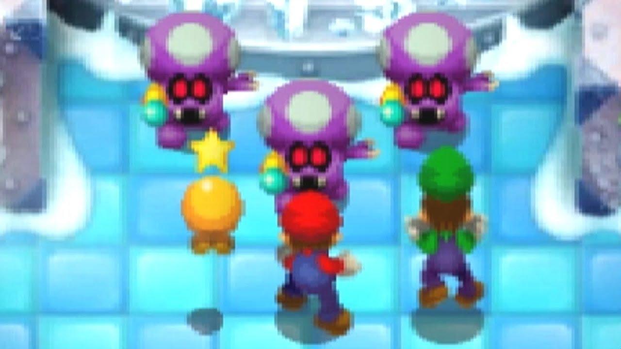 Mario Luigi Bowser S Inside Story 3ds Walkthrough Part 11 Peach S Castle Junker Boss