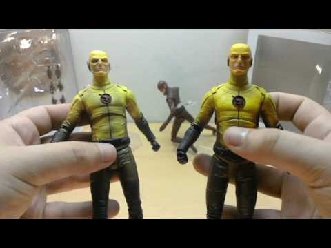 Flash TV Series Reverse Flash Action Figure DC DIRECT