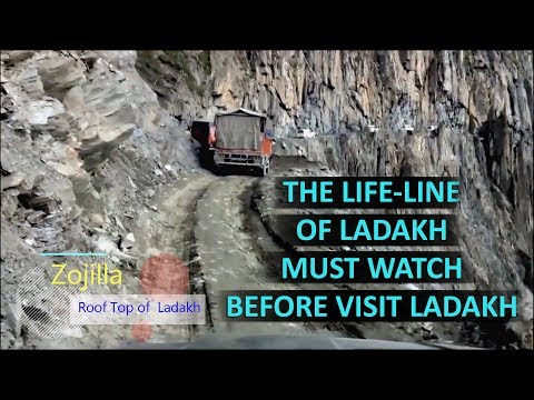 Zojilla, Life of Age - Must watch before travel to Ladakh - Ladakh Times