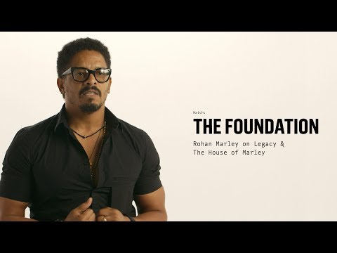 The Foundation: Rohan Marley on Legacy & House of Marley | #MaterialsMatter Mp3