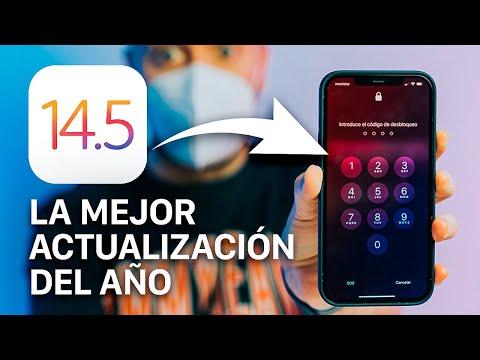 Apple lanza iOS 14.5, estas son TODAS sus NOVEDADES ✅