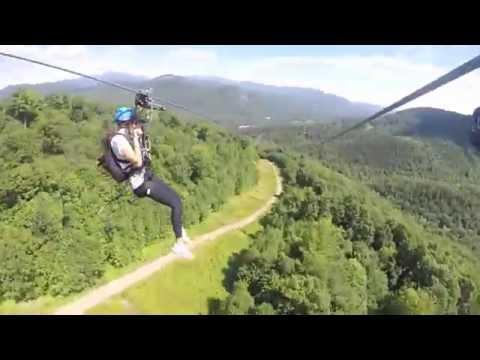Attitash Mountain Zip Line Tour