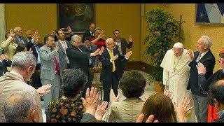 Харизматы предсказывали что Франциск станет папой Римским. Э & Х Энрикес.