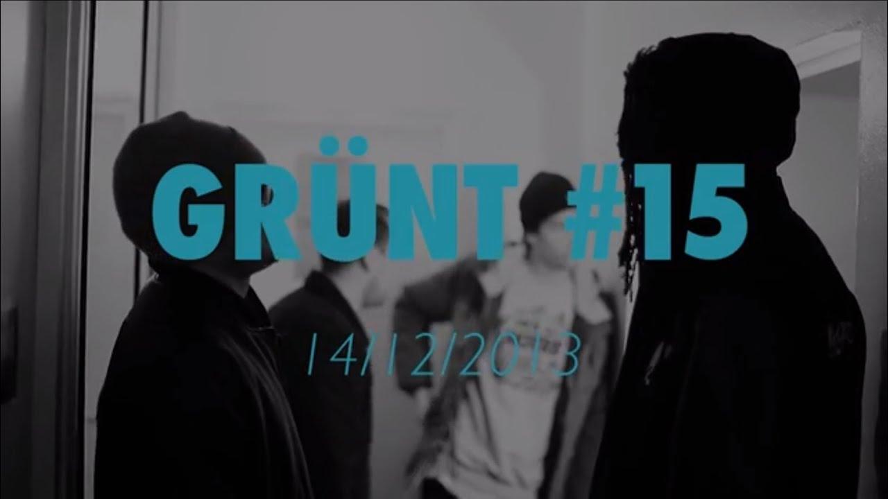 Grünt #15 Feat. Alpha Wann & Papoose